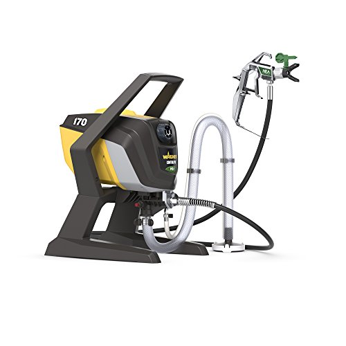 Wagner 0580001 Control Pro 170 Paint Sprayer, High Efficiency Airless Sprayer with Low Overspray