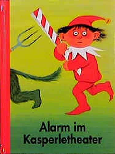 Alarm im Kasperletheater (Eulenspiegel Kinderbuchverlag)