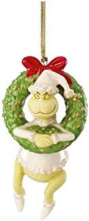 Lenox Grinchs Devious Dilemma Ornament