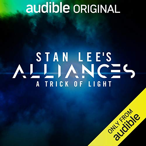 Stan Lee's Epic Intro audiobook cover art