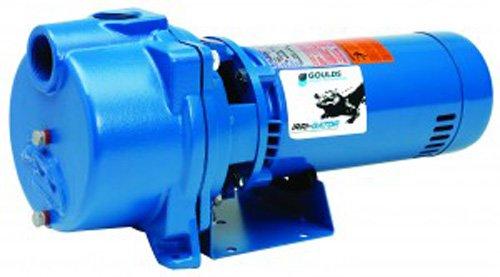 GOULDS Pumps GT15 IRRI-Gator Self-Priming Single Phase Centrifugal Pump