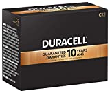Best C Batteries - Duracell - CopperTop C Alkaline Batteries with recloseable Review
