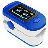Pulsoximeter Accare, Oximeter für Messung der Sauerstoffsättigung im Blut,...