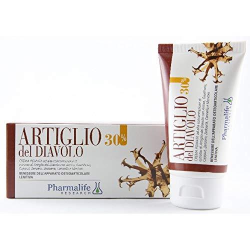 Pharmalife Research, Artiglio del Diavolo Crema Pomata, 75 ml