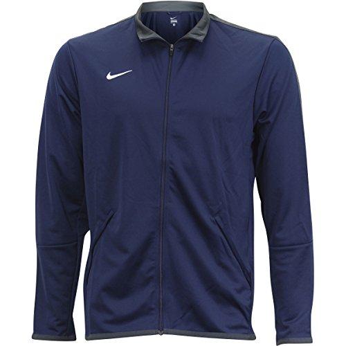 Nike Mens Epic Jacket Team Navy/Team Anthracite/White Size XL