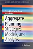 Aggregate Planning: Strategies, Models, and Analysis (SpringerBriefs in Operations Research) (English Edition)