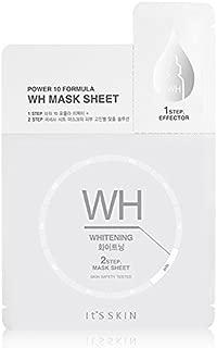 It's Skin Power 10 Formula Mask Sheet 2ml+20ml WH : Whitening