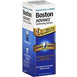 Contact Lens Solution Boston Advance 3.5 oz. Liquid-McK