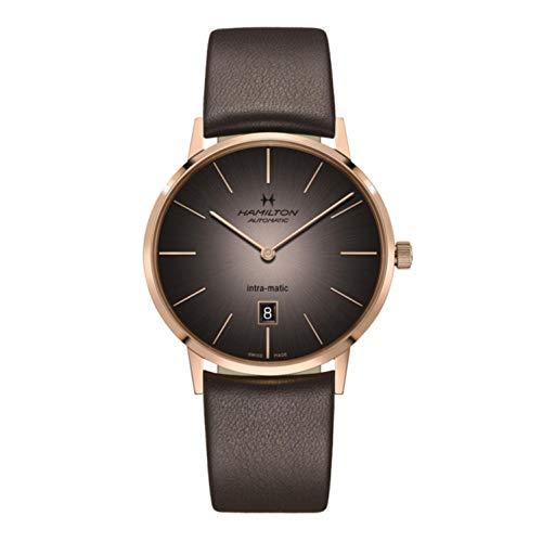 Hamilton Reloj de Hombre Cuarzo 42mm Correa y Caja de Acero H38745501