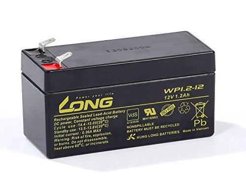 Akku kompatibel Alarmanlage D-Control Daitem Atral 12V 1,2Ah AGM Blei