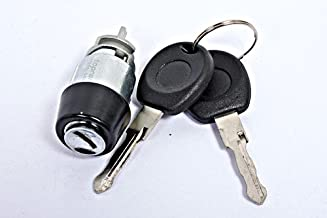Lock Cylinder Ignition Fits Seat Ibiza II 2 Cordoba Vario VW 1988-2004