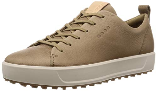 ECCO Soft, Zapatillas de Golf para Hombre, Marrón (Marron 000), 43 EU