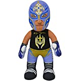 Bleacher Creatures WWE Rey Mysterio 10' Plush Figure- A Wrestling Legend for Play or Display