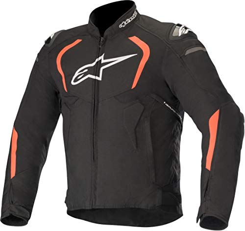 Alpinestars T-gp Pro V2 Black / Red Fluo - 3305019-1030-XL
