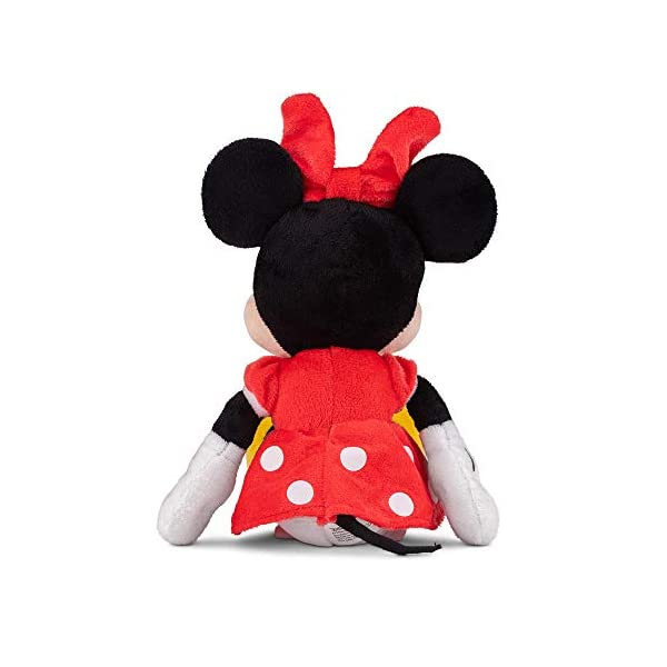 "Disney Minnie Mouse Red 11"" Beans Plush w hangtag 5"