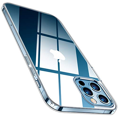 TORRAS Coque Compatible avec iPhone 12 Pro Max (6.7 Pouces)