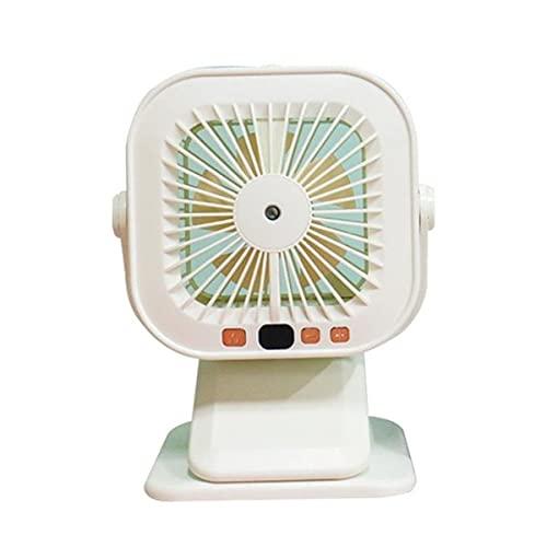 Ventiladores eléctricos L69D cochecito de bebé clip ventilador asiento trasero USB recargable escritorio portátil ultra silencioso para dormitorio