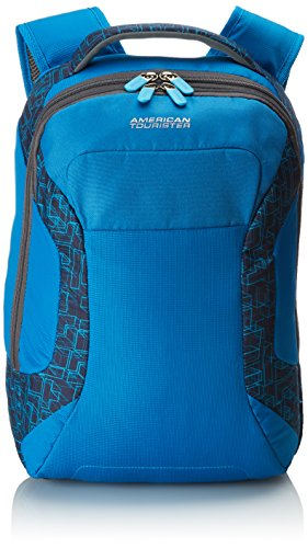 "American Tourister - Road Quest Mochila Tipo Casual para portátil de 15.6"", Azul (Bluestar), 43 cm, 18,5 L"