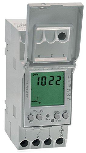 grässlin 036100011Talento 371Easy Plus Orologio modulare digitale settimanale