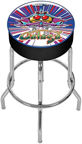 Galaga Adjustable Stool Arcade Gaming product image