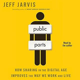 Public Parts audiobook cover art