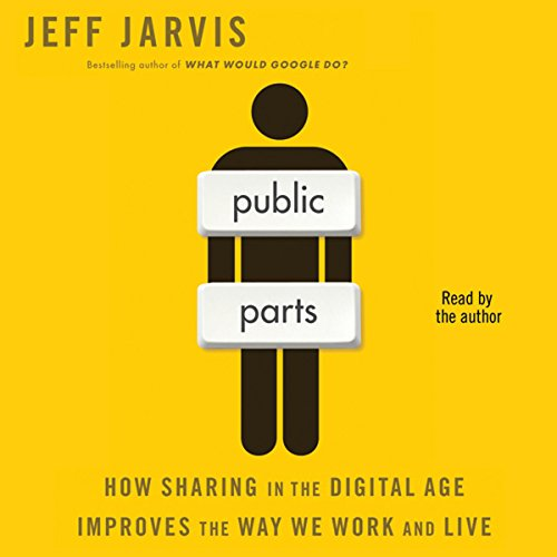 Public Parts audiobook cover art