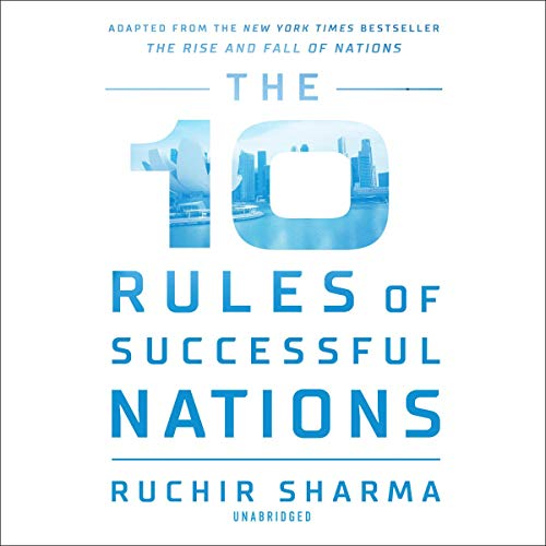 The 10 Rules of Successful Nations audiobook cover art