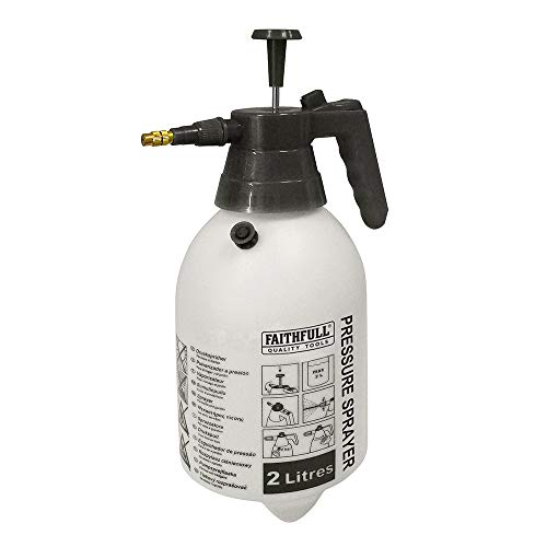 Faithfull SPRAY2 2L Pressure Sprayer Hand Hel