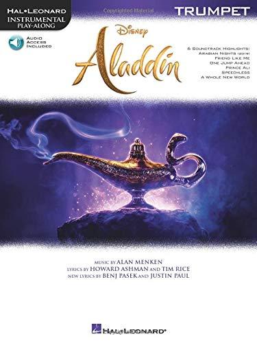 Aladdin: Trumpet (Hal Leonard Instrumental Play-along)