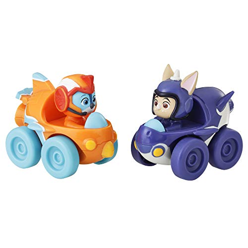 Hasbro Nick Jr. Top Wing Swift & Baddy Racers