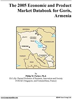 The 2005 Economic and Product Market Databook for Goris, Armenia