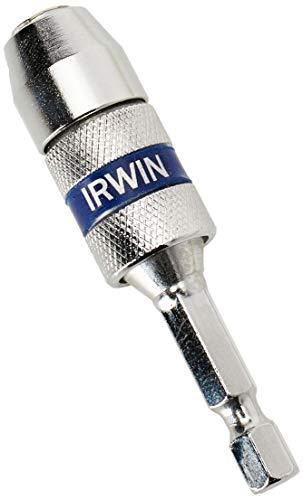 IRWIN Tools 2-1/2 Inch Speedbor Lock N' Load Quick Change Bit Holder (4935703)