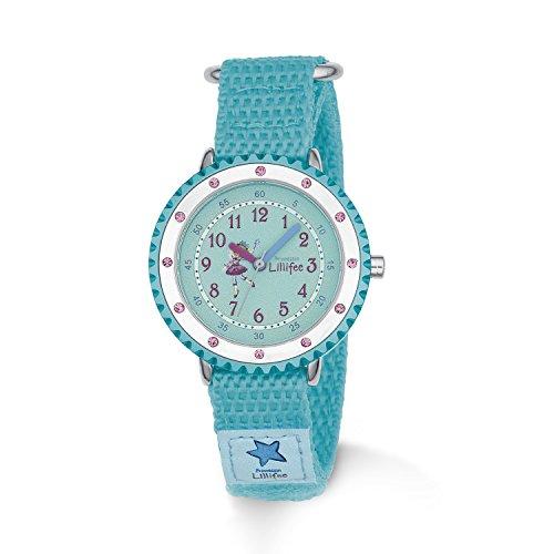Prinzessin Lillifee Mädchen-Armbanduhr Analog Quarz verschiedene Materialien 2013206