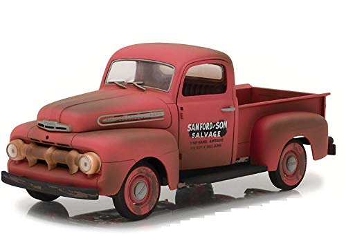 Greenlight Hollywood 12997 Sanford and Son 1952 Ford F-1 Truck 1:18 Scale