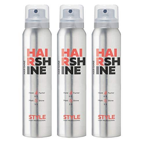 Dusy Style Hair Shine 100ml 3 Stück Haarglanzspray Glanzspray