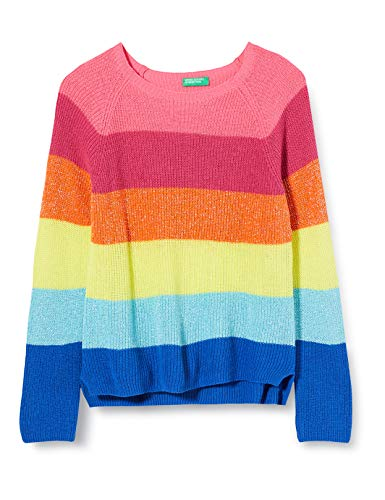 United Colors of Benetton Maglia G/C M/L Jersey para Niñas