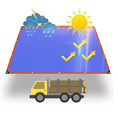 MSF Tarpaulin Waterdicht Zware Tarp met Grommets UV Resistant, Winddicht, Stofdicht, Grond Cover Sheet Camping Tent Thicken PE, voor Tuinieren Camping Reizen