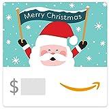 Amazon eGift Card - Merry Christmas Santa