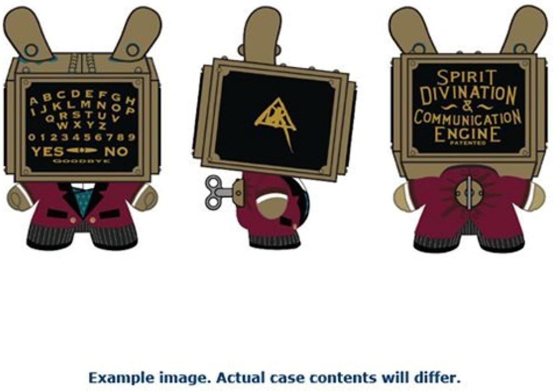 Kidrobot Talking Board Dunny by Doktor A 5Inch Vinyl Figure