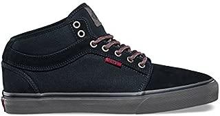 Vans Chukka Midtop Skate Shoes Navy/Grey/Wine