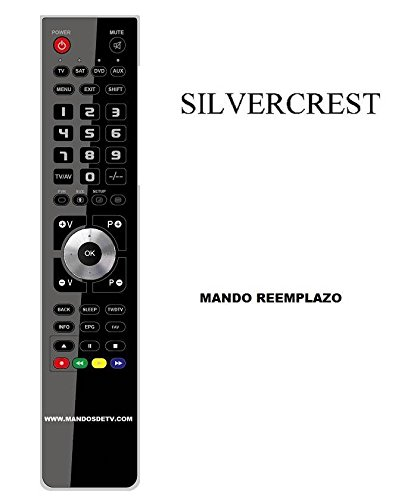 Mando TV SILVERCREST LCD-TV22104