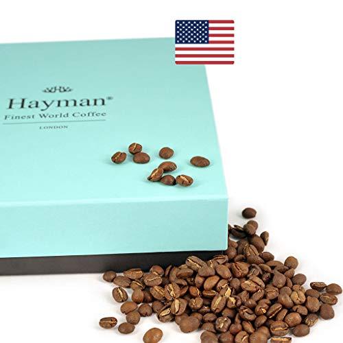 100% Kona Kaffee aus Hawaii - Geröstete Bohnen - Einer der besten Kaffees der Welt, frisch geröstet für Sie! (Schachtel mit 200g/7oz)