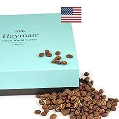 Hayman 100% Kona Kaffee aus Hawaii
