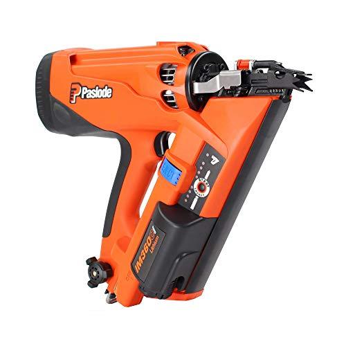 Paslode IM360Ci Framing Nailer, Orange