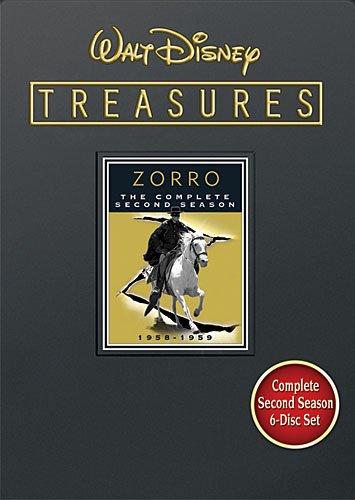Walt Disney Treasures: Zorro: Season 2