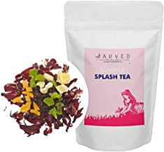 Jarved Organic Summer Tea: Summer Tea with 100% Natural Product (50g, Makes 25 Cups): Farm to Cup