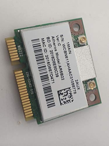 Tarjeta de red inalámbrica Combo Bluetooth para Acer Aspire V3-571G-32354G32MAKK WiFi N...
