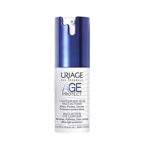 Uriage Age schützende Creme für die Augenränder, auf mehrere Weisen wirksam, 15 ml