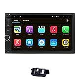 Universal 2Din coche Auto Radio GPS navegación hizpo 7 Pulgadas pantalla táctil Android 8.1 OS 2 GB RAM en Dash Multimedia reproductor Wifi BT apoyo DAB + / Digital TV / OBD2 / DVR / TPMS / 4G