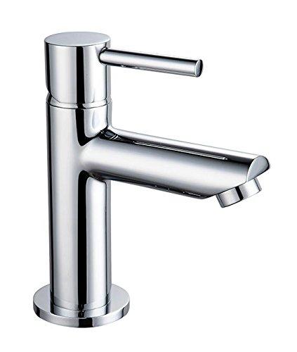 Tuganna Kaltwasser Wasserhahn Santiago Standventil Armatur Bad Gäste WC, 2406242